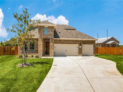 Leander Single Family Home For Sale: 632 Mistflower Springs Dr