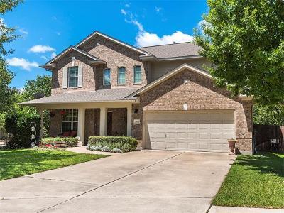 Cedar Park Single Family Home Pending - Taking Backups: 2405 Texan Dr