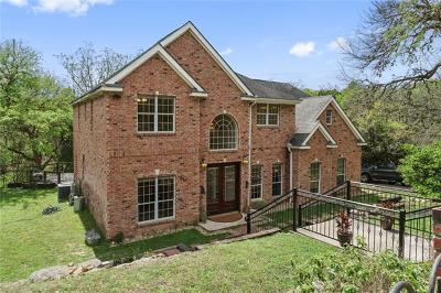 San Marcos Single Family Home For Sale: 201 Quail Creek Dr