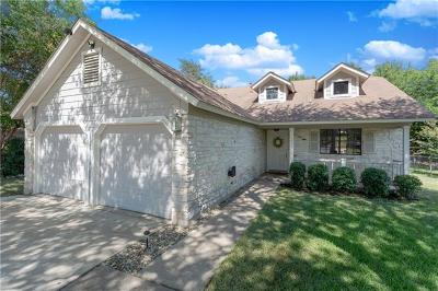 Round Rock Single Family Home For Sale: 1913 Egger Ave