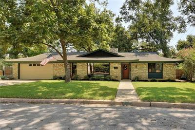 Austin Single Family Home Pending - Taking Backups: 6503 Treadwell Blvd