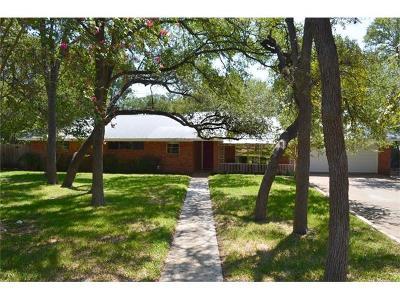Travis County Single Family Home For Sale: 1001 Ewing Cir