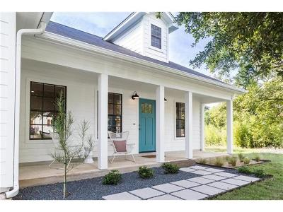Austin Single Family Home For Sale: 1608 Clifford Ave
