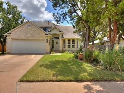 Leander Single Family Home Pending - Taking Backups: 1600 Deepwoods Trl
