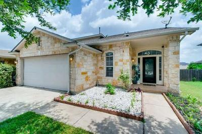 Pflugerville Single Family Home For Sale: 1516 Fern Ridge Ln