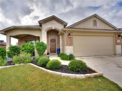 Pflugerville Single Family Home For Sale: 3409 Mendips Ln