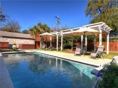 Austin Single Family Home For Sale: 2904 Perry Ln
