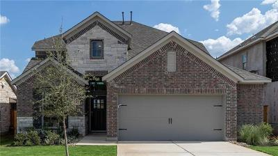 Leander Single Family Home For Sale: 1312 Low Branch Ln