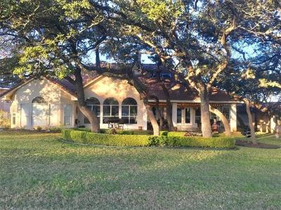 Lakeway Single Family Home For Sale: 2017 Lakeway Blvd