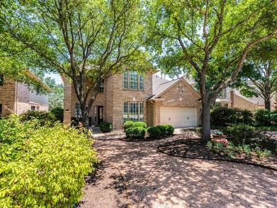 Austin Single Family Home For Sale: 5000 China Garden Dr