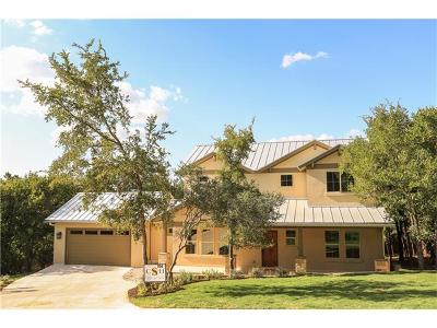 Hays County Single Family Home For Sale: 106 Redbud Ct