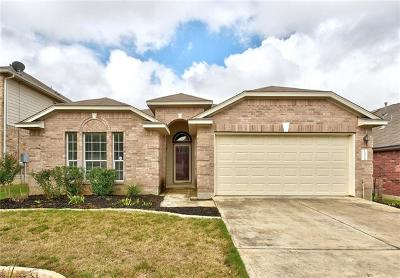 Buda Single Family Home For Sale: 151 Clear Springs Holw