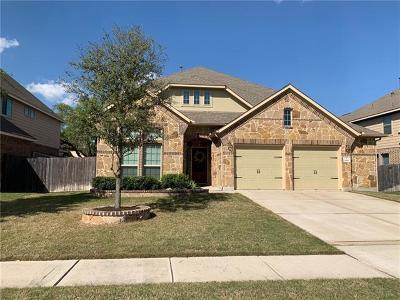Round Rock Single Family Home Pending - Taking Backups: 2860 Nolina Ln