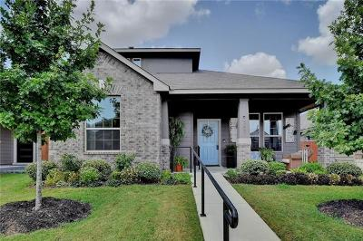 Leander Single Family Home For Sale: 345 S Brook Dr