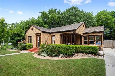 San Marcos Single Family Home For Sale: 608 W Hopkins