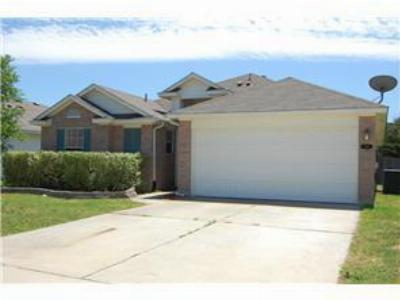 Round Rock TX Single Family Home Sold: $165,000