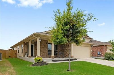 Single Family Home For Sale: 302 Potters Peak Way