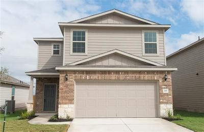 Jarrell TX Single Family Home For Sale: $195,970