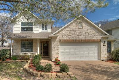 Round Rock Single Family Home For Sale: 1916 Wood Glen Dr