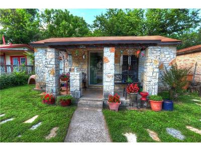 Austin Single Family Home For Sale: 2202 E 2 1/2 St