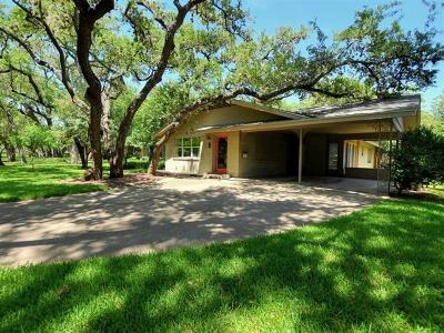 Austin Single Family Home Pending - Taking Backups: 5803 Cary Dr