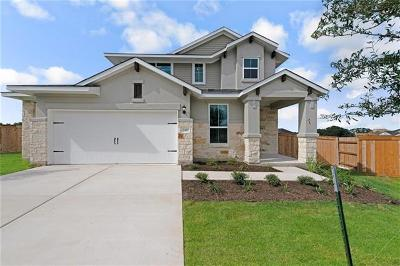 Leander Single Family Home For Sale: 2417 Low Branch Cv