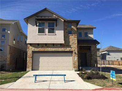 Cedar Park Single Family Home For Sale: 3240 E Whitestone Blvd #3