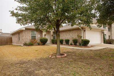 Travis County Single Family Home Pending - Taking Backups: 6704 Tulloch Way
