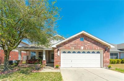 Pflugerville Single Family Home Pending - Taking Backups: 1020 Liffey Dr