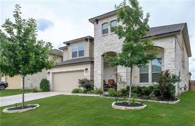 Leander Single Family Home For Sale: 624 Sawyer Trl