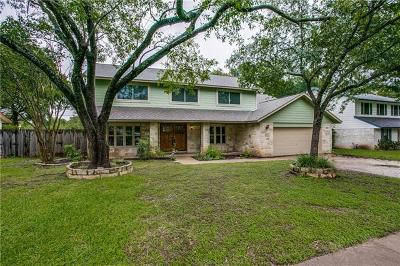 Single Family Home For Sale: 4167 Travis Country Cir