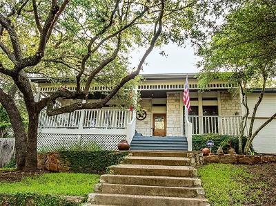 Austin Single Family Home For Sale: 8505 Adirondack Cv