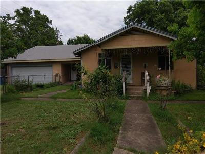 Austin TX Single Family Home For Sale: $449,900