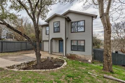 Hays County, Travis County, Williamson County Single Family Home Pending - Taking Backups: 1505 Curameng Cv