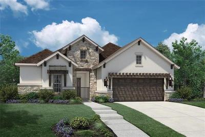 Leander Single Family Home For Sale: 1400 Positano Pass