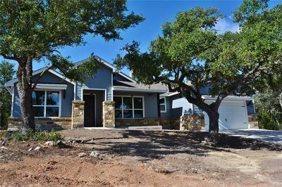 Canyon Lake Single Family Home For Sale: 484 Bluebonnet Breeze