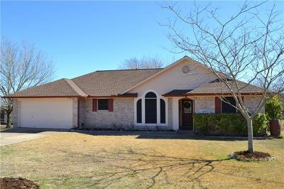 Pflugerville Single Family Home Pending - Taking Backups: 1715 Azores Dr
