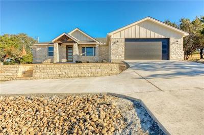 Lago Vista Single Family Home Pending - Taking Backups: 4117 Rockwood Dr