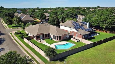 Austin Single Family Home For Sale: 9913 Mariah Cv