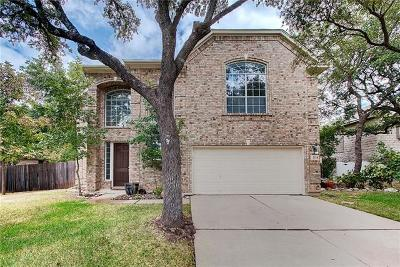 Leander Single Family Home For Sale: 1914 Holly Hill Dr