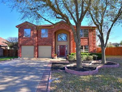 Austin TX Single Family Home For Sale: $383,500
