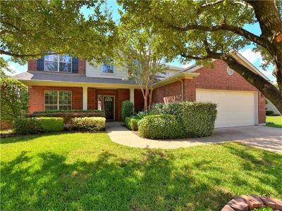 Cedar Park Single Family Home Pending - Taking Backups: 1212 Willowbrook Dr
