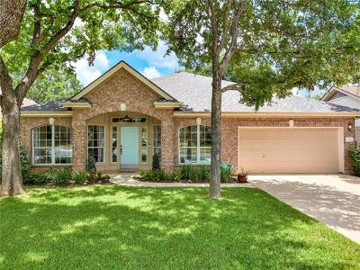 Travis County Single Family Home For Sale: 5012 Crystal Water Dr