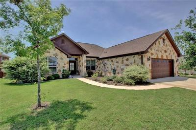 Williamson County Single Family Home For Sale: 205 Jake Dr