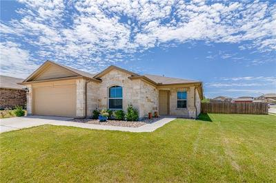Hutto Single Family Home Pending - Taking Backups: 117 Leon River Loop