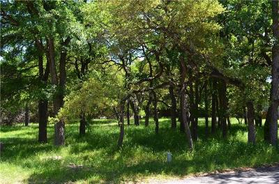 Wimberley Residential Lots & Land For Sale: 3 Champions Cir