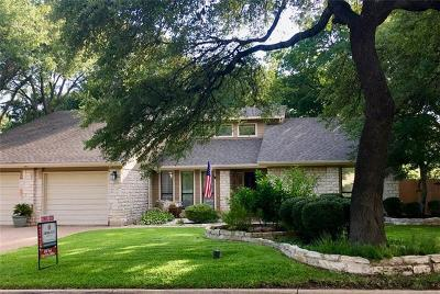 Single Family Home For Sale: 10904 Wintergreen Hl