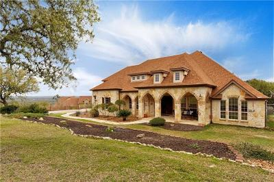 Dripping Springs Single Family Home For Sale: 335 Dakota Mountain Dr