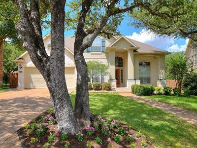 Austin Single Family Home For Sale: 6708 Tanaqua Cv