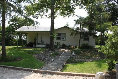 Georgetown Single Family Home Pending - Taking Backups: 2901 Fm 1460